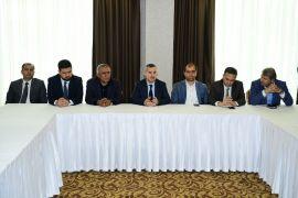 Yeşilyurt Belediyespor'da Dursun Cumali Sucu kongrede tek başkan adayı
