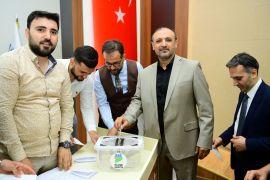 Yeşilyurt Belediyespor Kulüp Başkanlığına Orman Barman seçildi