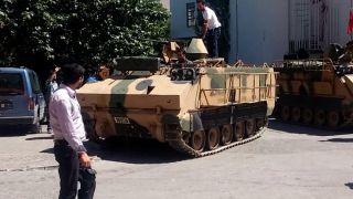 15 Temmuz'un kahramanlarından Mustafa Özbey o günleri anlattı