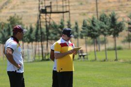 Evkur Yeni Malatyaspor Bolu'da toplandı