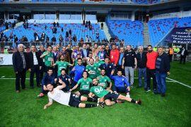 Malatya Yeşilyurt Belediyespor'un grubu belli oldu