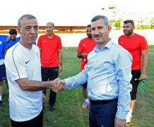 Yeşilyurt Belediyespor Palancı ile 'devam' dedi