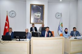 Büyükşehir Belediye Meclisi Ağustos toplantılarını tamamladı