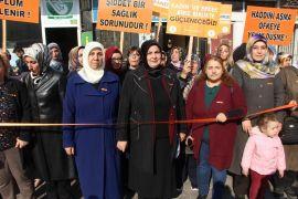 25 Kasım kadına yönelik şiddete karşı uluslararası mücadele ve dayanışma günü