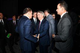 Bakan Yardımcısı  Demircan'dan Başkan Gürkan'a ziyaret