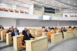 Büyükşehir Meclisi toplandı