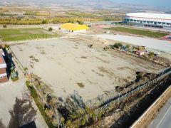 Çim saha tesisleri  yenileniyor
