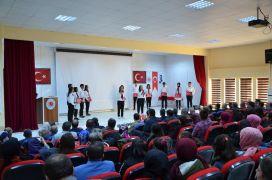 Darende' de Öğretmenler Günü  programı düzenlendi