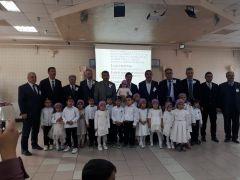 Doğanşehir 'de  Mevlid-i Nebi Haftası programı düzenlendi