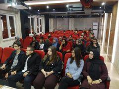 Gençlerden 'Afet Bilinci' eğitimi