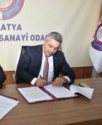 MTSO Başkanı Sadıkoğlu'ndan Öğretmenler Günü kutlaması