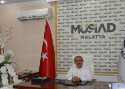MÜSİAD Başkanı Poyraz: