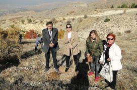 Malatya'da 6 bin badem ekimi