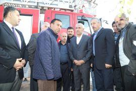 Malatya'da ev yangını: 1 ölü
