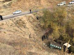 Malatya'da traktör kazası: 1 ölü