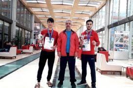 Malatya'dan Dünya Şampiyonası kampına 3 isim