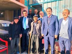 Milletvekili Tüfenkci, Kuluncak'ta incelemelerde bulundu