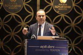 """Prof. Dr. Özener: """"Türkiye'de yaklaşık 6.5 yılda bir 7'den büyük deprem meydana geliyor"""""""
