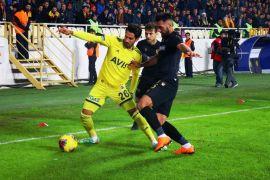 Süper Lig: Yeni Malatyaspor: 0 – Fenerbahçe: 0 (İlk yarı)