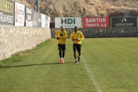 Yeni Malatyaspor'da Fenerbahçe hazırlıkları sürdü
