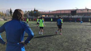 Yeşilyurt Belediyespor'da Batman Petrolspor maçı hazırlıkları sürüyor