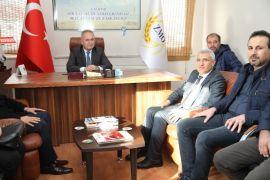 Başkan Güder, üretim payının artmasını istedi