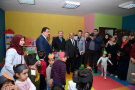 Başkan Gürkan, öğrencilere yerli malının önemini anlattı