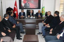 Başkan İnce, Milletvekili Çalık'tan destek istedi