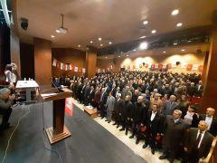 CHP Yeşilyurt İlçe Başkanlığına Hüseyin Mete seçildi