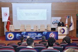 Dış ticaret bilgilendirme semineri düzenlendi