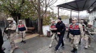 Malatya'da DEAŞ'tan 4 tutuklama