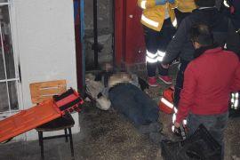 Malatya'da asansör boşluğuna düşen şahıs hayatını kaybetti