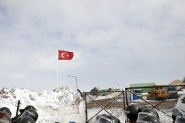 Malatyalılardan 'Kürecik' konusunda Cumhurbaşkanı Erdoğan'a destek