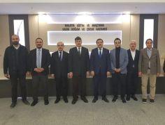 Sağlık Bakanlığı'ndan Malatya'daki yeni hastaneye inceleme