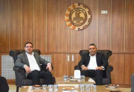 Sivas TSO'dan Malatya TSO'ya ziyaret