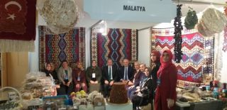 Uluslararası Yerel Yönetimlerde Kadın Şurasına Malatya'da katıldı