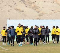 Yeni Malatyaspor'da Gaziantep maçı hazırlıkları başladı