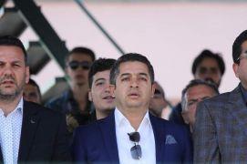 Yeşilyurt Belediyespor başkanı Yılmaz'dan ilk yarı değerlendirmesi