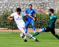 Yeşilyurt Belediyespor deplasmanda tek golle mağlup