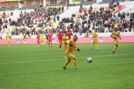 Ziraat Türkiye Kupası: Yeni Malatyaspor: 3 – Keçiörengücü: 1 (Maç sonucu)