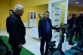 Başkan Çınar, Yakınca Yaşam ve Spor Merkezini inceledi