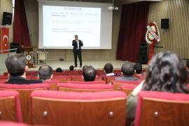 Battalgazi Belediyesi'nde hizmet içi eğitim semineri