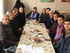 Hekimhan Belediye Spor Kulübü Başkanlığa Mutlu seçildi