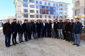 'Kentsel Gelişim ve Dönüşüm' projesi tamamlandı