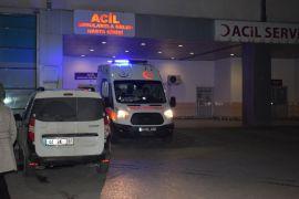 Malatya'da darp edilen şahıs ağır yaralandı