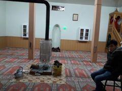 Malatya'da vatandaşlar deprem sonrası camilere sığındı