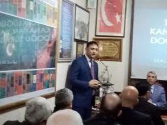 Müdür Şahin, Doğu Türkistan'ı anlattı