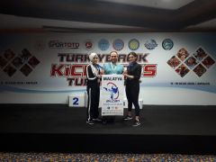 Türkiye şampiyonasından madalya ile döndüler