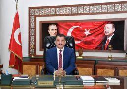 Gürkan'dan 1 Mayıs mesajı