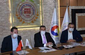 MTB Başkanı Özcan, 'Nefes' kredisini tanıttı